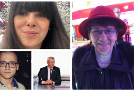ISKASAPILA STARICU, PA JE BACILA U KONTEJNER Zakazan početak suđenja kćerki bivšeg političara