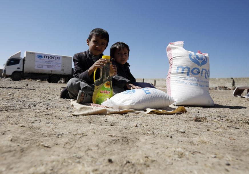 ČOVJEČANSTVO U VELIKOJ KRIZI UN poziva milijardere da doniraju novac za gladne