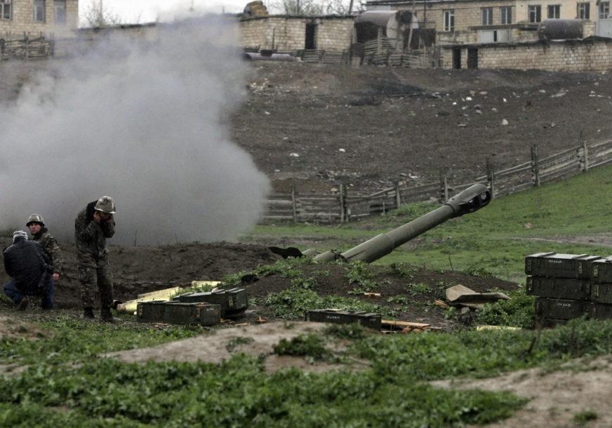HUMANITARNI PREKID VATRE Jermenija i Azerbejdžan postigli dogovor o primirju