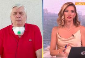 """""""OTIĆI ĆU, AKO MI NE DOZVOLITE DA PRIČAM"""" Dr Tiodorović i Jovana Joksimović posvađali se u programu uživo"""