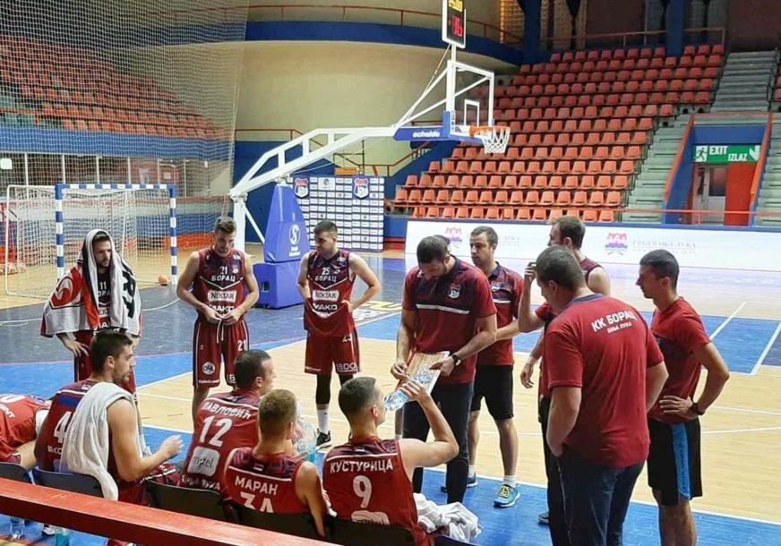 PORAZ BORCA Banjalučani protiv Kolubare za treće mjesto