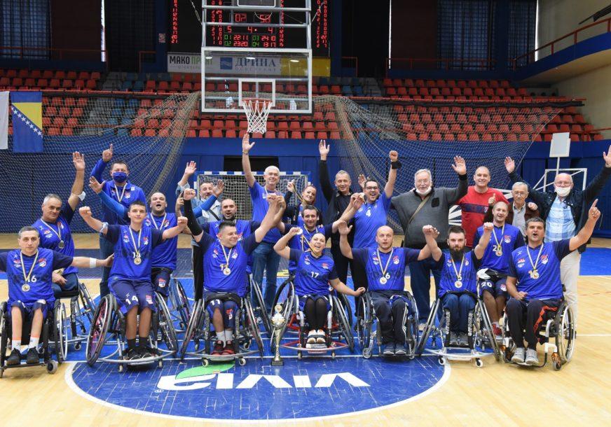 SIGURNA POBJEDA KKI Vrbas pobjednik Kupa BiH