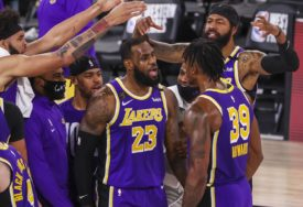 NEVJEROVATNI DŽEJMS Lebron izborio deveto NBA finale u posljednjih 10 godina