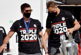UEFA OBJAVILA IMENA Tri kandidata u trci za IGRAČA GODINE
