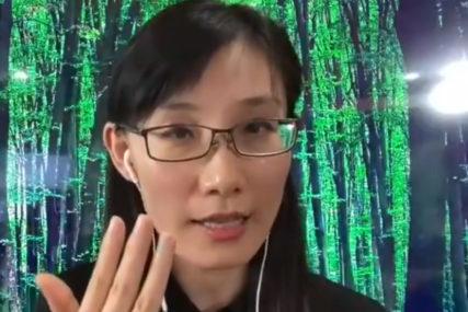 """""""IZNIJEĆU DOKAZE DA JE KORONU NAPRAVIO ČOVJEK"""" Ponovo se oglasila odbjegla doktorka koja tvrdi da Peking KRIJE ISTINU  (VIDEO)"""