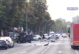 DETALJI O STOJANOVIĆEVOM UBICI  Električnim biciklom stigao do Novog Beograda i postavio bombu pod džip