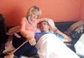 BOLEST UNIŠTILA DVA MLADA ŽIVOTA Majka Ljiljana sama brine o nepokretnom sinu i slijepoj kćerki