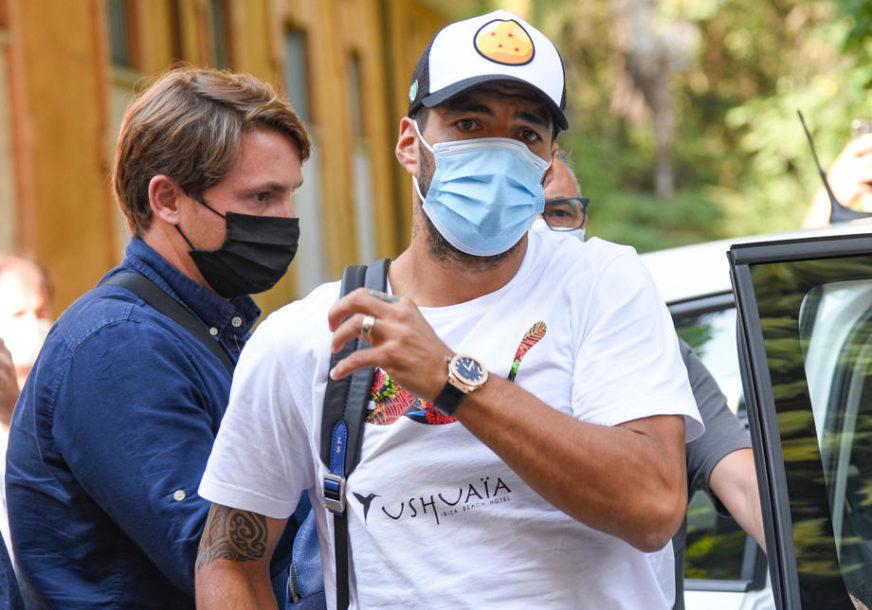 VARAO NA TESTU Poznato zašto Suarez nije pojačao Juventus