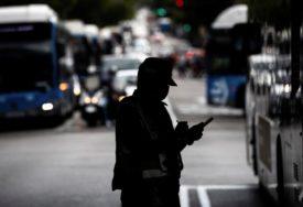 OBUHVAĆENO OKO MILION LJUDI Zbog ubrzanog širenja korone MADRID U BLOKADI