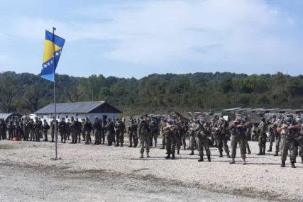 """""""BRZI ODGOVOR 21"""" Počinje vojna vježba Oružanih snaga BiH i američke vojske"""