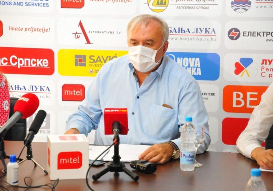 ZBOG NARUŠENOG ZDRAVLJA Umičević najavio povlačenje sa mjesta predsjednika Rukometnog saveza RS