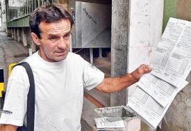 """""""ŠTRAJKOVAĆU, NEĆU VIŠE DA RADIM!"""" Marko poslije skoro 40 godina staža NE MOŽE U PENZIJU"""