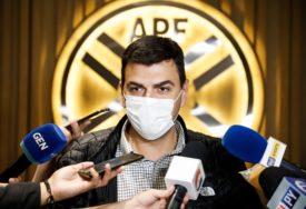 NAMJEŠTAO UTAKMICE Predsjednik Olimpije Asunsion doživotno suspendovan