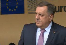 """DODIK NAKON SASTANKA U BRISELU """"BiH dobija kandidatski status, utvrđena nova migrantska politika"""""""
