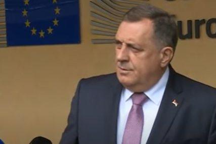 """DODIK NAKON SASTANKA U BRISELU """"Iskazano jasno opredjeljenje za evropsku perspektivu BiH"""""""