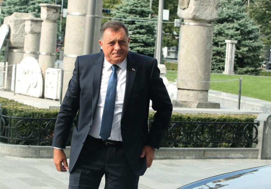 """""""ON JE IZGUBIO KOMPAS"""" Dodik ističe da Incko više ništa ne može da nametne"""
