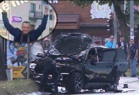 UBICU ODAO OŽILJAK OD GELERA Mobilnim telefonom aktivirao eksploziv ispod Stojanovićevog džipa i pobjegao