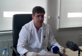 """""""Položili su ispit"""" Dr Đerlek pohvalio medicinare koji su se vakcinisali protiv korona virusa"""