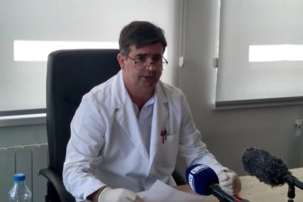 """""""Potpuna zaštita tek nakon druge doze"""" Dr Đerlek poručio građanima da se moraju pridržavati mjera"""