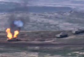 BLISKI SAVEZNICI Turska poslala oko 4.000 boraca sa sjevera Sirije u Azerbejdžan