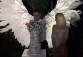 UZAVRELA ATMOSFERA Nataša Bekvalac je OVAKO proslavila 40. rođendan (VIDEO)