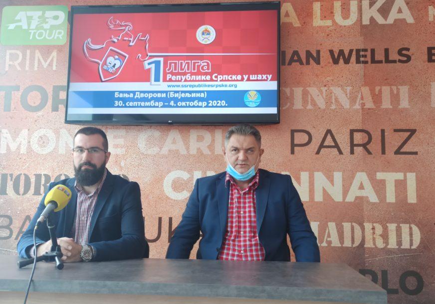 ŠAHISTI U BIJELJINI Počinje seniorska liga Republike Srpske