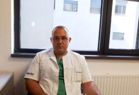 """""""MISLIO SAM DA NEĆU PREŽIVJETI"""" Ljekar Nenad (37) iz Istočnog Sarajeva  opisao svoju BITKU SA KORONOM"""