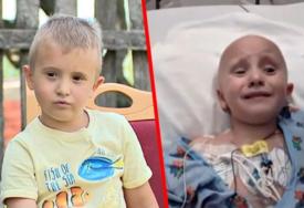 VRATIO SE NIKOLA BEZ BOLESTI I BOLA Hrabri dječak je pobijedio kancer, a njegove riječi sada SU ČISTA SREĆA
