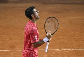 NIKO NE MOŽE DA GA ZAUSTAVI Novak osvojio Rim, stigao do 36. Masters titule