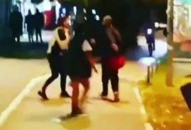 DETALJI KRVAVOG OBRAČUNA Beskućnica izbola muškarca nasred ulice (VIDEO)