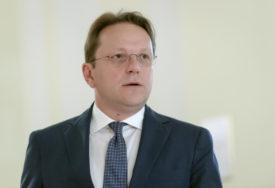 """""""OBEĆAVAJUĆA DISKUSIJA SA PREDSJEDNIŠTVOM BiH"""" Varhelji zadovoljan posvećenošću prioritetima"""