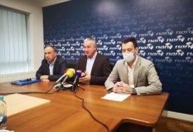 PREDIZBORNA ATMOSFERA U PDP Borenović: Vjerujemo u dobar izborni rezulat