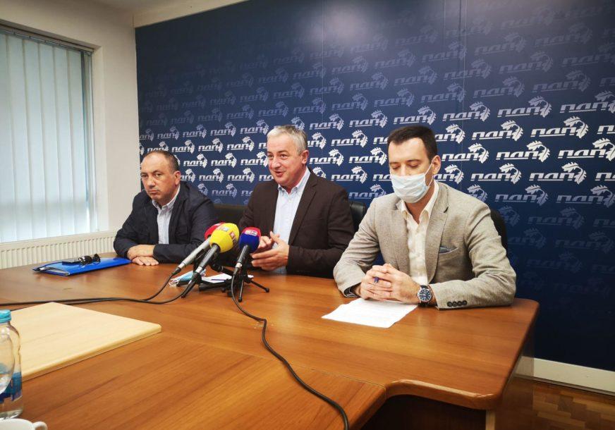PREDIZBORNA ATMOSFERA U PDP Borenović: Vjerujemo u dobar izborni rezultat