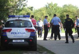 Incident kod Zagreba: Nakon svađe, sjeo u automobil i zabio se u objekat