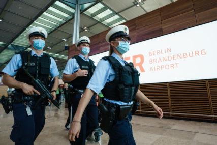 """""""OSUDA ZBOG NASILJA PREMA POLICIJI"""" Nemiri u Njemačkoj zbog istjeravanja ilegalnih migranata"""