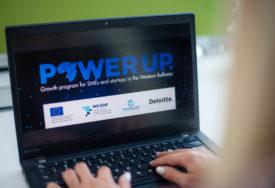 Prijavite se na PowerUP, PROGRAM UNAPREĐENJA POSLOVANJA za male, srednje i startap kompanije