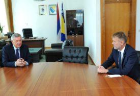 JAČANJE EKONOMSKE SARADNJE Norveška zainteresovana za ulaganje u energetski sektor BiH