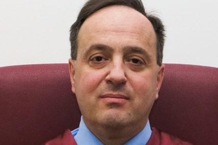 TUŽBA PODNIJETA 2. APRILA Narednog mjeseca počinje disciplinski postupak protiv predsjednika Suda BiH Ranka Debevca