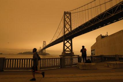 NASTRADALO VIŠE OD 30 LJUDI I dalje bjesne požari na zapadu SAD