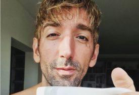 """""""UČIM OD TEBE, ČAK I KAD SE NE VIDI"""" Poznati glumac objavo selfi sa prelijepom srpskom koleginicom (FOTO)"""