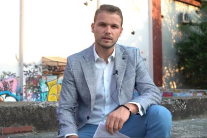 """""""VAŠE RIJEČI ODZVANJAJU KAO NAJGLASNIJA ZVONA""""   Draško Stanivuković se oprostio od mitropolita Amfilohija"""