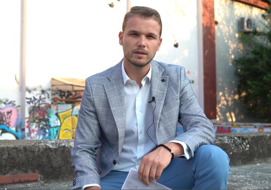 KAMPANJA I KORONA Stanivuković: Fokusiran sam na rad, ali POŠTUJEM propisane mjere