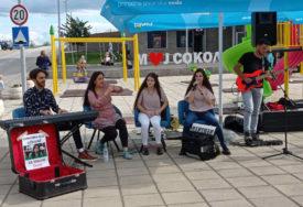 HUMANOST U SOKOCU Organizovana akcija pomoći za nastavak liječenja Vanje Mirković