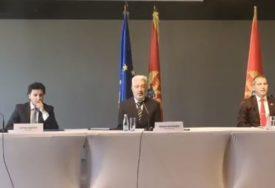 DAN UOČI KONSTITUISANJA PARLAMENTA Sastali se Amfilohije i lideri dosadašnjih opozicionih stranaka u Crnoj Gori