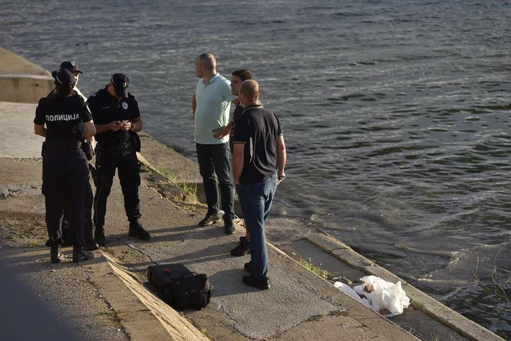 MUŠKARAC SE UTOPIO U JEZERU Tijelo izvučeno iz vode jutros