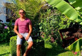 MEDITERAN NA ROMANIJI Mladić napravio mali tropski raj na planini  (FOTO)