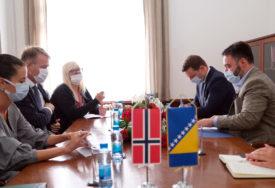 INVESTITORI ZAINTERESOVANI ZA ENERGETSKI SEKTOR Norveška podržala formiranje poslovnih inkubatora u BiH