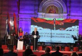 VAŽAN NACIONALNI DATUM Cvijanović: Dan srpskog jedinstva treba da postane SIMBOL ZAJEDNIŠTVA