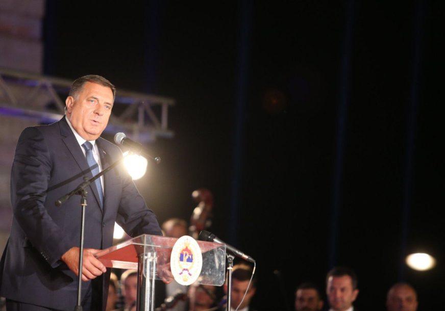UVJEREN U SNAGU ISTINE Dodik: Ključna riječ za srpski narod kroz istoriju je SLOBODA (FOTO)