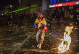 PROTESTI U KOLUMBIJI Najmanje 13 poginulih, više od 400 povrijeđenih